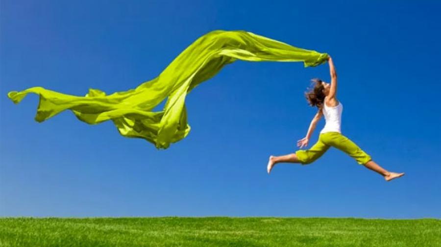 Entrada AA. Energía Saludable para la primavera