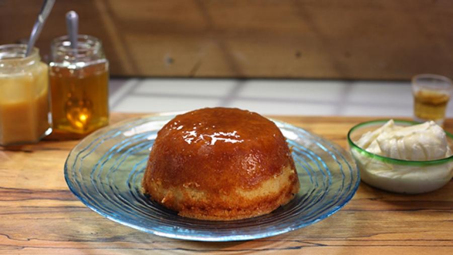 Entrada semana 29. Recetas dulces con miel de brezo 1