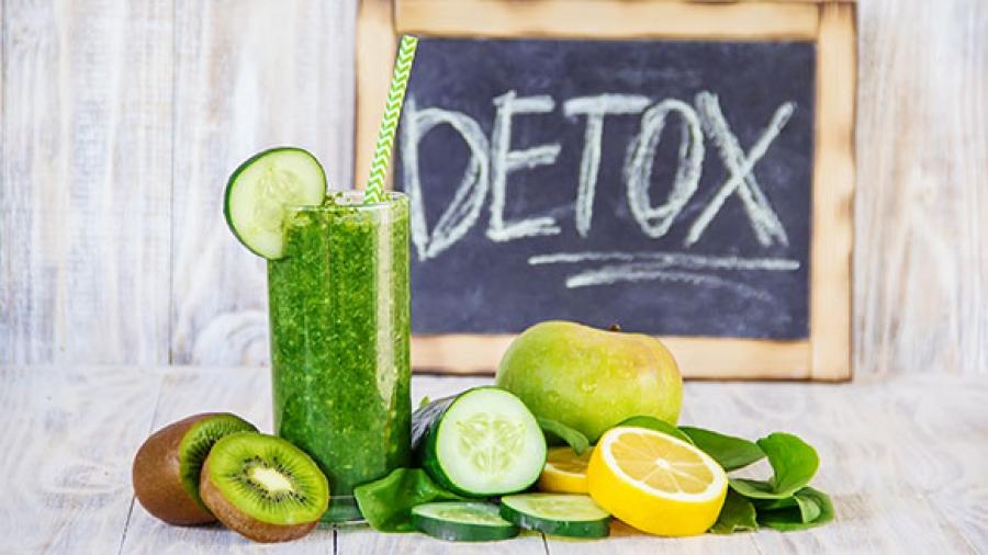 Entrada Semana 35. Bebidas detox 1